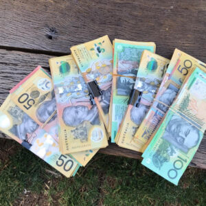 buy fake aud money